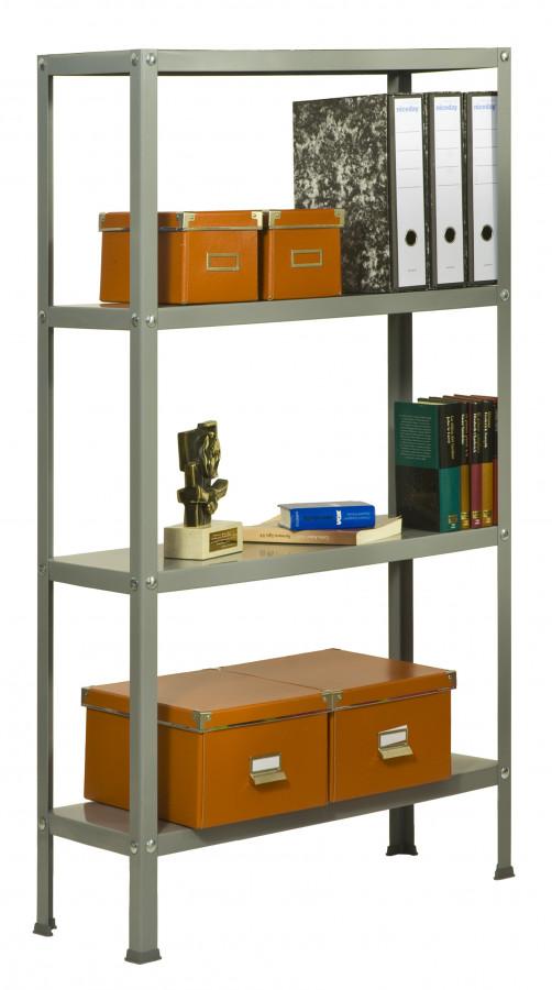 La estanter a para libros homeclassic la preferida de los - Estanterias metalicas para libros ...