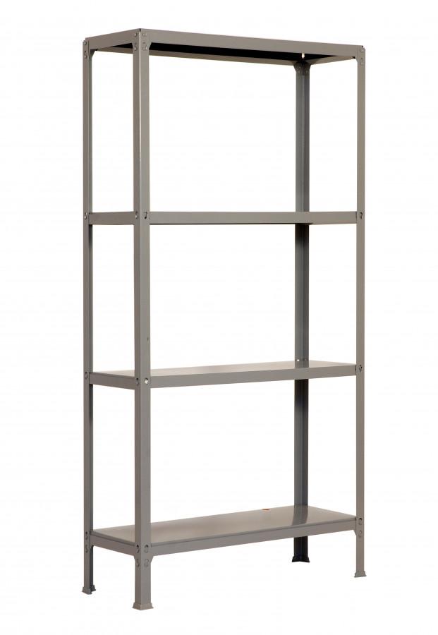 Homeclick las estanter as para libros sin tornillos rackwin - Estanterias metalicas para libros ...