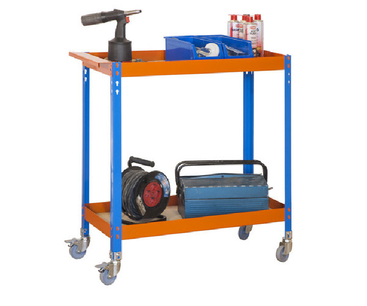 SIMONWORK WAGON,CARRO METALICO