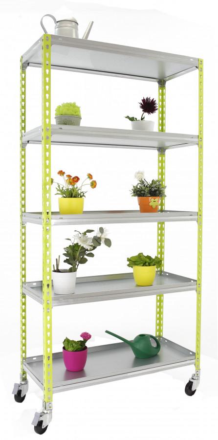 Simongarden mobile la estanter a para plantas ideal para ti - Estanteria para plantas ...
